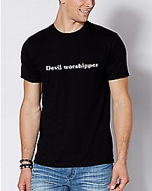 Devil Worshipper T Shirt
