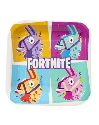 Fortnite Loot Llama Blanket Fortnite Gifts Spencer S