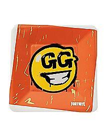 Loot Llama GG Party Plates 8 Pack – Fortnite