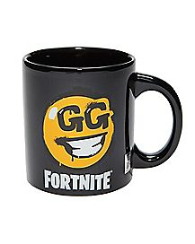 GG Smiley Face Mug 22 oz. - Fortnite