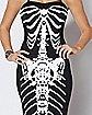 Skeleton Mermaid Dress