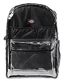 Clear Pocket Backpack - Dickies