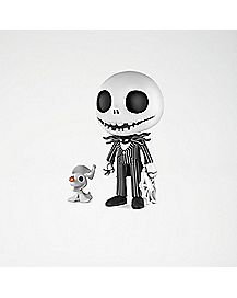 Jack Skellington 5 Star Funko Figure - The Nightmare Before Christmas