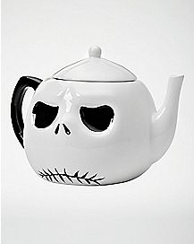 Jack Skellington Teapot - The Nightmare Before Christmas