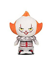 Smiling Pennywise Plush Funko Figure - It