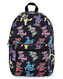 Bear Grateful Dead Backpack