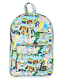 Cartoon Toy Story Backpack - Disney