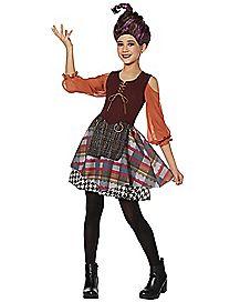Tween Mary Sanderson Dress - Hocus Pocus