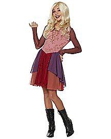 Tween Sarah Sanderson Dress Costume - Hocus Pocus