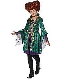 Tween Winifred Sanderson Dress - Hocus Pocus