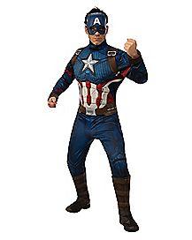 Guys Superhero Costumes