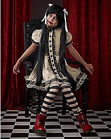 Kids Creepy Doll Costume - The Signature Collection