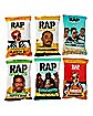 Rap Snack Assortment Pack 2 - 6 Pack