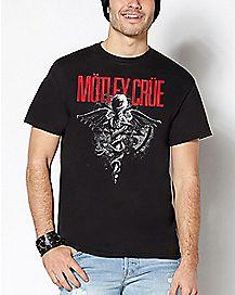 Symbol Motley Crue T Shirt