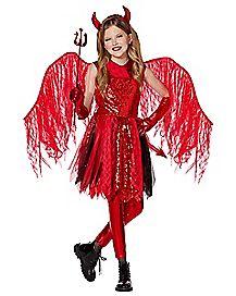 Kids Devil Costume - The Signature Collection