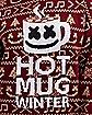 Hot Mug Winter Marshmello Christmas Sweater