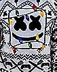 Light-Up Marshmello Christmas Sweater