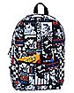 Cowboy Bebop Allover Print Backpack