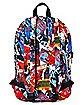 Beetlejuice Allover Print Backpack