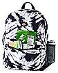 Black and White Tie Dye Backpack - Dickies