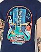Don't Fall Asleep T Shirt - Steven Rhodes