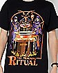 The Morning Ritual Plus Size T Shirt - Steven Rhodes