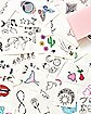 Deluxe Assorted Tattoo Party Pack