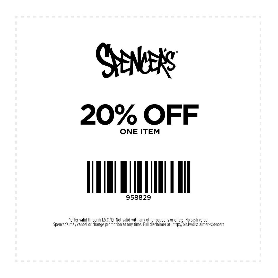 Store Locator - Spencer's