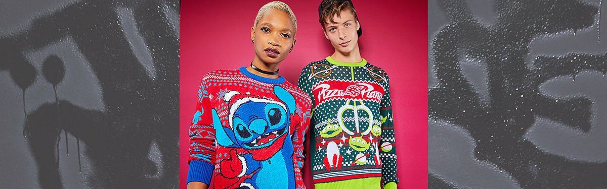 Disney Ugly Christmas Sweater Ideas