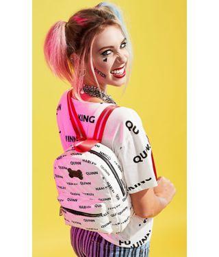 Harley Quinn Birds of Prey Mini Backpack