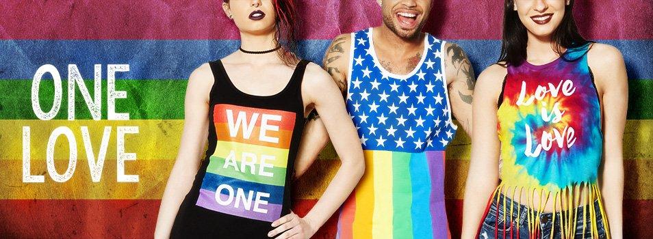 Gay pride clothing online, drunk raping slut