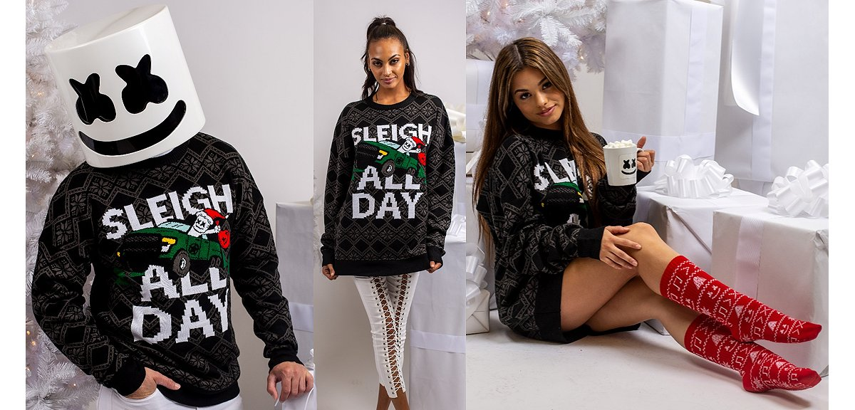 Sleigh All Day Sweaters