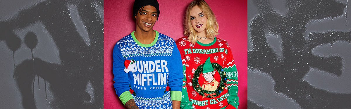The Office Ugly Christmas Sweater Ideas