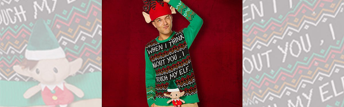 Top 10 Ugly Christmas Sweaters of 2019 – Spencers Party Blog