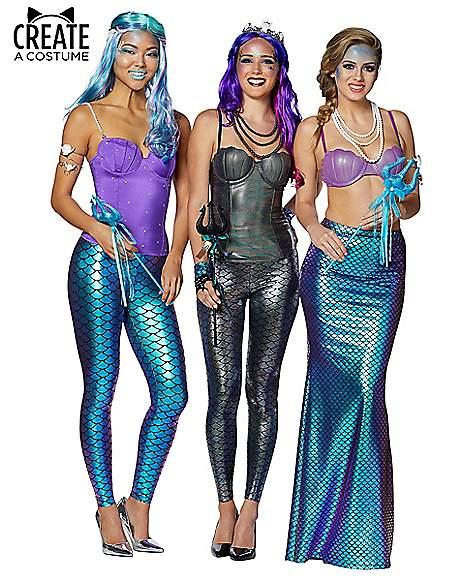Mystical Mermaids at Spencer's
