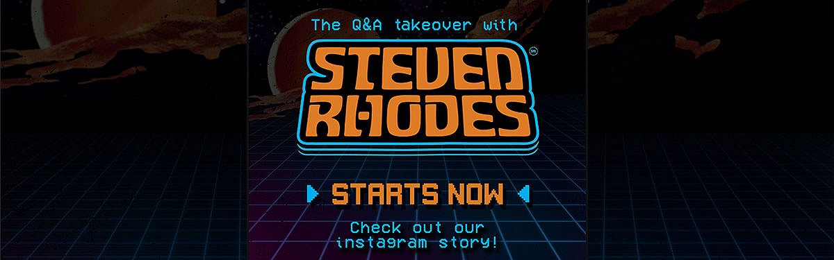 Interview with Steven Rhodes